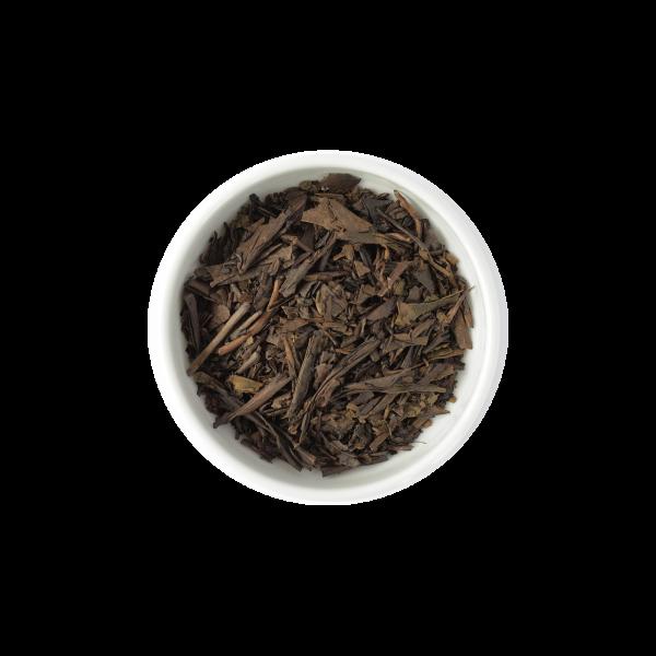 Hojicha arbata