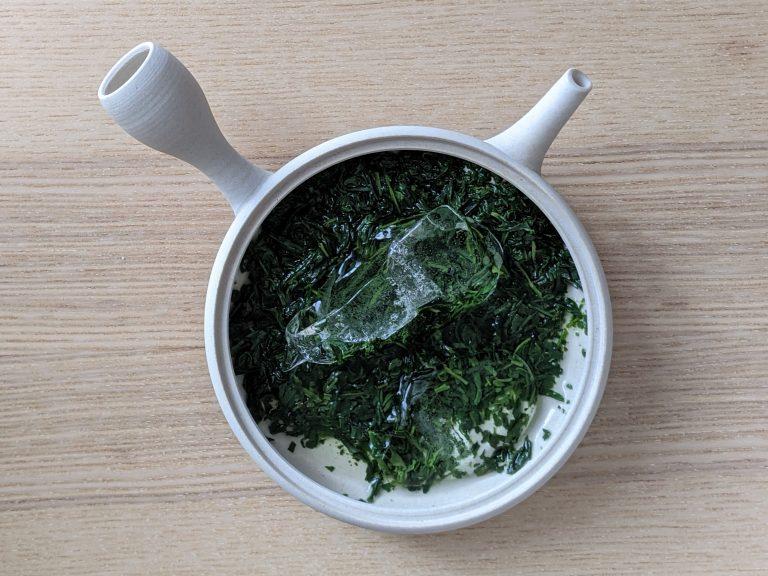 ledu ruošta arbata